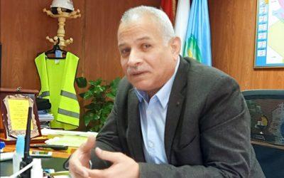 توجيهات السيد المهندس محمد سعيد نشأت رئيس مجلس الاداره والعضو المنتدب في حديثه لجميع العاملين بالشركه