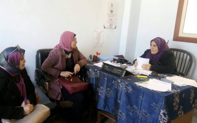 قام مسئولى المشاركة للمجتمعية بزيارة مستشفى الرمد