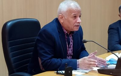 ضمن مشروع السيد رئيس الجمهورية لتطوير الريف المصري المهندس محمد سعيد نشات يجتمع باللجنة العليا بالشركة لتنفيذ المشروع